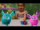 Ферби мялка Антистресс игрушки для детей Видео для детей