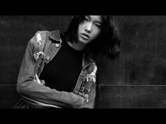 Rui Nan | Model test shoot | Behind the scenes | Fashion photoshoot in Shanghai