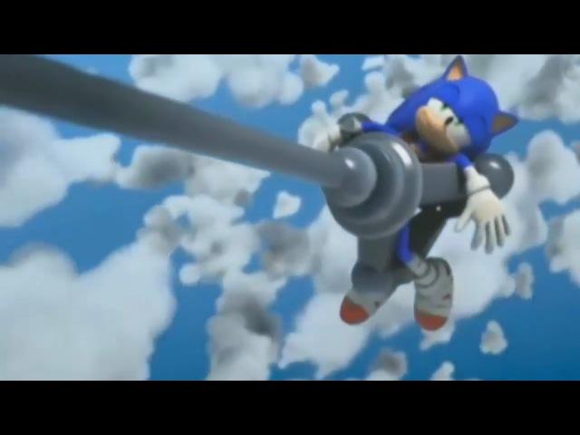 Sonic Boom Fire Ice All Cutscenes