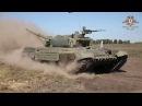 Соревнования танковых экипажей в ДНР