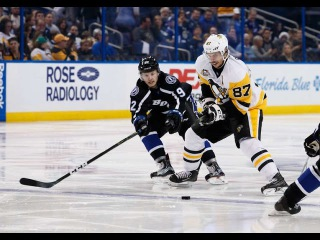Хоккей. НХЛ. Дубль Малкина помог «Питтсбургу» увезти победу из Тампы