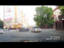 Авария. 08.06.17 Тюмень, ул. Фабричная - М.Горького