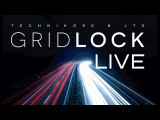 Technikore &amp JTS - Gridlock, Live (UK Hardcore Mix)
