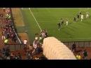 Dron i zastava pa tuca na utakmici Srbija - Albanija