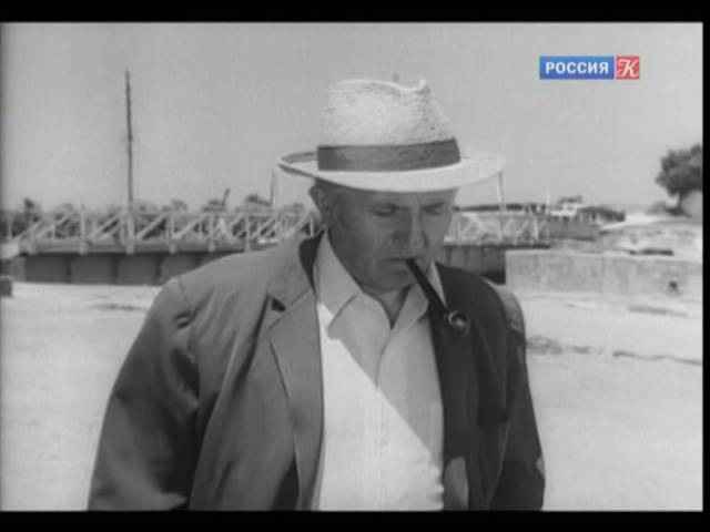 Комиссар Мегрэ Мегрэ в отпуске Серия 1