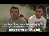 Oleksandr Usyk on his next fight - EsNews Boxing