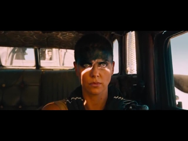 Charlize Theron / The Prodigy - The Day Is My Enemy (Fury Road)