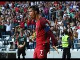 Криштиану Роналду VS Фарерские острова