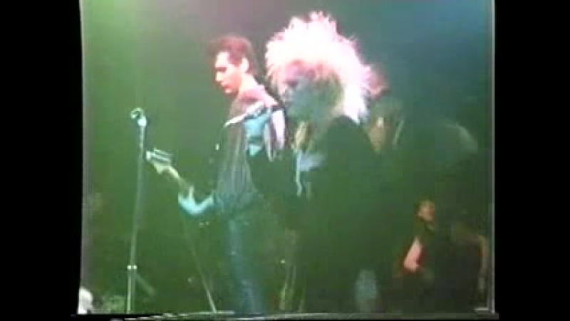 Ghost Dance - When I Call (10.04.87 - Clarendon, London)