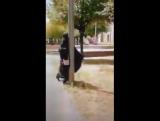Burka = Nix sehen knnen!!!