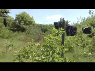 DPR Army Life on the front line_ДНР Армейский быт на передовой