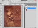 Зеркальное отражение картин Леонардо Да Винчи -