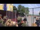 Масовка і адмінресурс для підтримки президента Порошенка в Одесі. Травень 2017