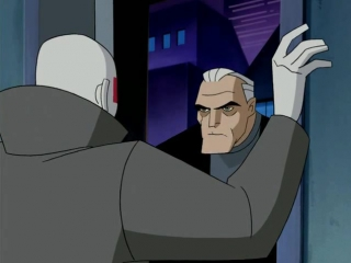 Бэтмен будущего 2 сезон 25 серия