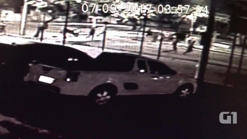 Novas imagens mostram atropelamento que matou quatro em São
