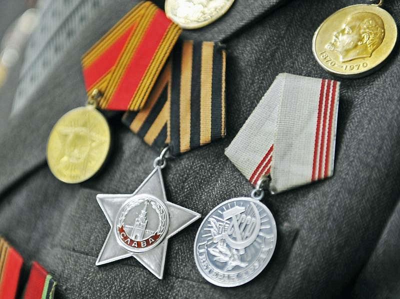 Внучка ветеранов ВОВ из Северска пыталась продать награды умерших родственников