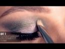 Как сделать идеальный smoky eyes за15 секунд