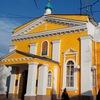 Храм Святителя Николая п. Ракитное