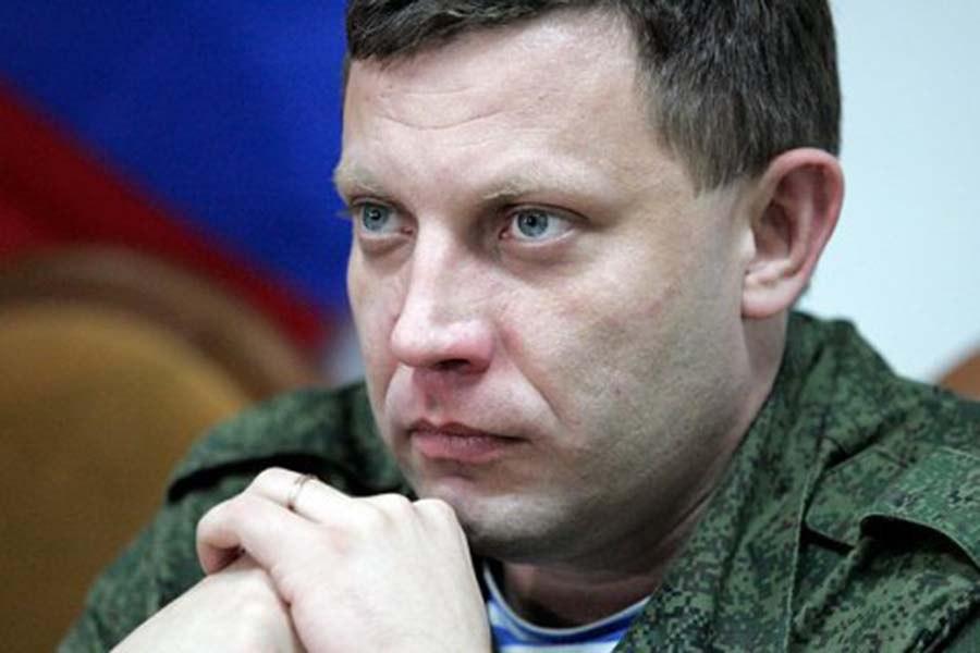 Захарченко рассказал когда ВСН возьмет штурмом Киев