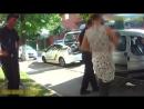 Патрульні визволили дитину із зачиненого автомобіля в спеку