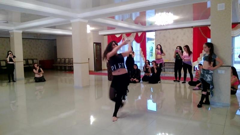 МК Дарьи Мицкевич_Эстрадная vk.com/all_workshops_belly_dance