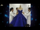 PIA WURTZBACH The Making of her Iconic Michael Cinco