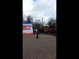 Соня Егорова - Я хочу чтобы не было больше войны.