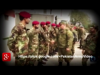 Pakistan Army  Russian Army Special Force Joint Military Exercise 2016 Full New Video - YouTube