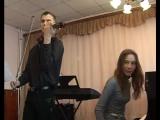 Ксения Демиданова - Пьеса для скрипки и фортепиано