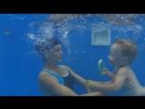 открытое занятие в бассейне Флиппер Великие Луки