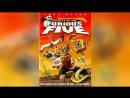 Кунг-фу Панда Секреты неистовой пятерки (2008) | Kung Fu Panda: Secrets of the Furious Five