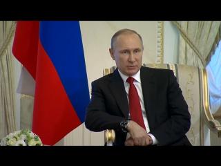 Путин выразил соболезнования семьям погибших и пострадавшим при взрыве в метро в Санкт-Петербурге