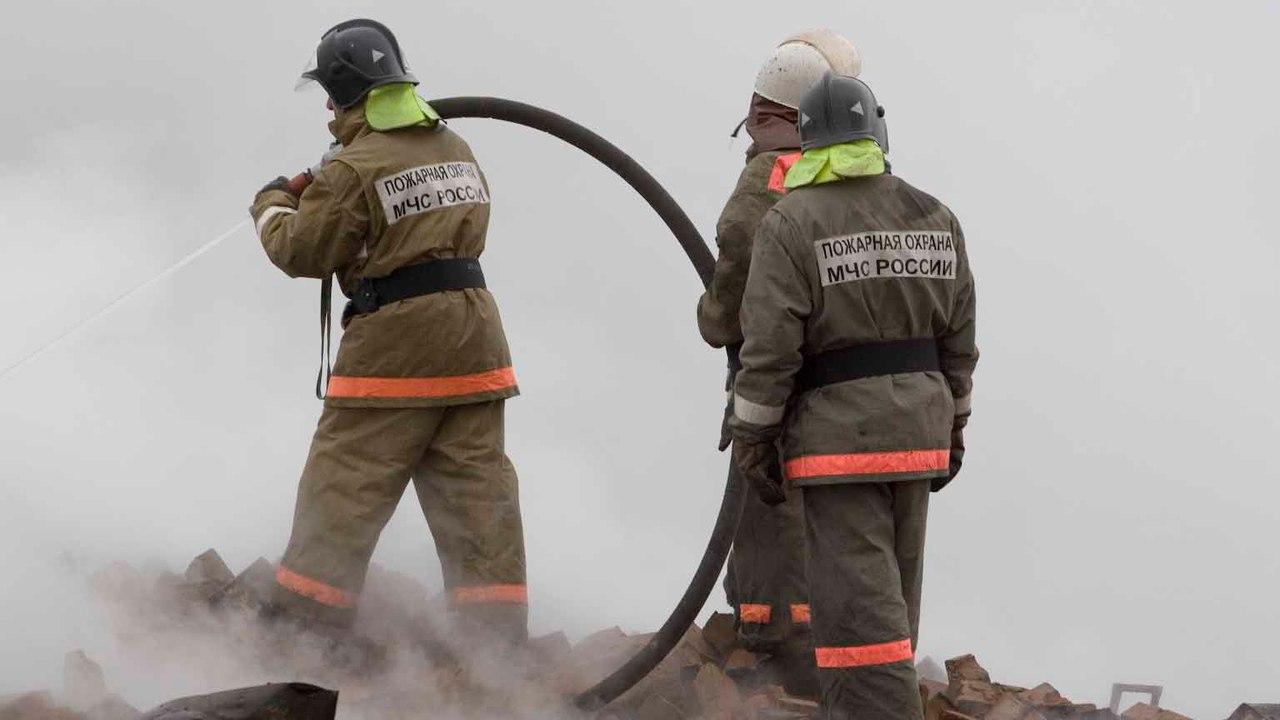 Хозяйственная постройка сгорела в Кардоникской