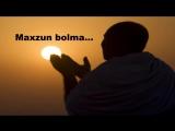 Abdulloh Domla Maxzun bolma...