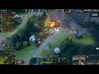 Team Liquid vs Wings Gaming