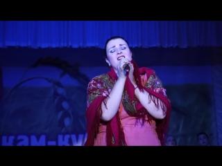 Вот это голос !...солистка Наталья Трунина (руководитель народного ансамбля песни и танца