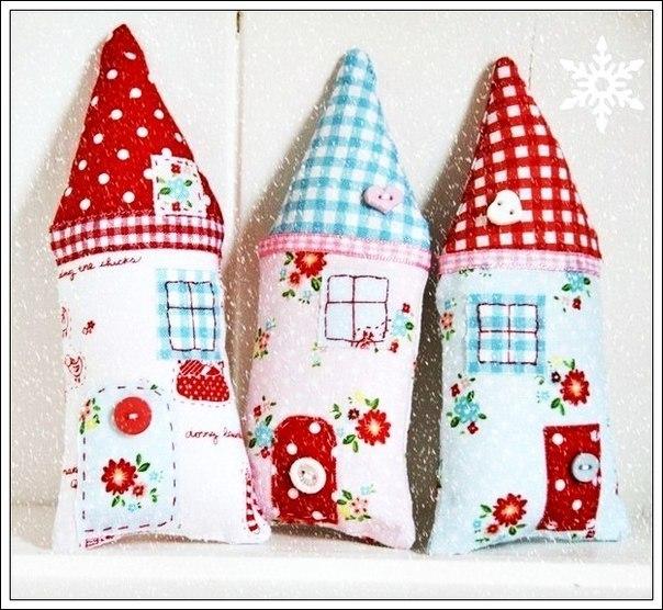 Новогодние игрушки своими руками дома