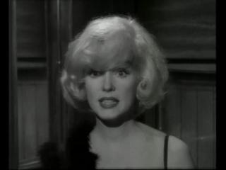 В джазе только девушки (США, 1959) версия ОРТ с ножницами