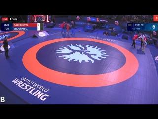 Гаджимурад Рашидов-Чингисхан Эрдоган (Опан Сат) 1/2 финала