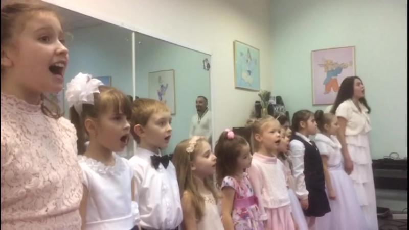 Коллектив «Фа-Сольки», руководитель Горячева Светлана Анатольевна