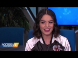 Vanessa Hudgens- Its A Real Honor To Be A Part Of DC Comics First Comedy With Powerless
