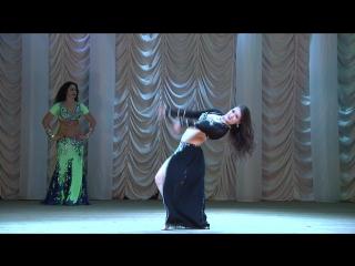 Improvisation (league of professionals, tabla) Myschenko Alexandrа