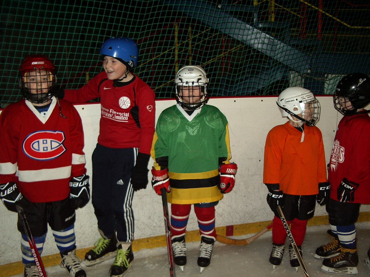 Наши будущие надежды Мирового хоккея!