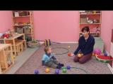Мячики-мячики. Как играть с ребенком в 1 год. Чем занять ребенка 1 5 лет