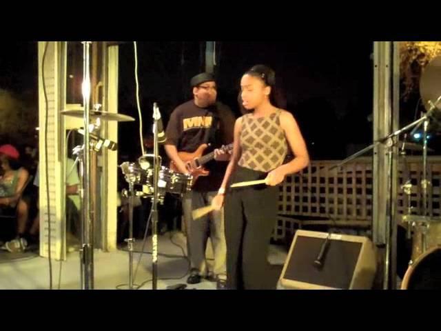 Taylor Moore Carlos Santana - Oye Como Va