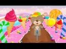 Музичний мультфільм - ВЕДМЕДИК ТЕД - Дитячі пісні та мультики українською мовою -