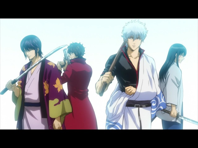 Gintama【AMV】2017 銀魂 【Rakuyou Arc】【MAD】【SPYAIR】【THIS IS HOW WE ROCK】