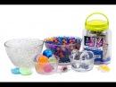 Растущие шарики большой набор экспериментов