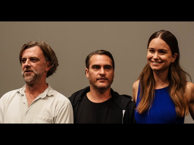NYFF52 Inherent Vice Press Conference | Paul Thomas Anderson Cast