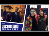 Steven Moffat &amp Rachel Talalay - The Aftershow - Doctor Who The Fan Show